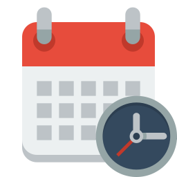 Calendar Image (Small & Flat Icons by paomedia, Public Domain)
